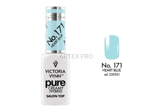 PURE-171 victoria vynn heart blue