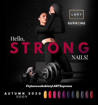 hello,strong nails lart
